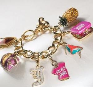 2006 Multi Charm Bracelet